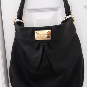 Marc Jacobs Leather Hobo Bag